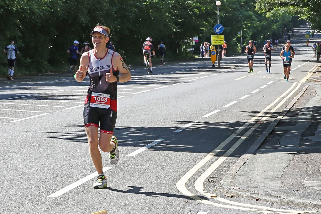 IRONMAN UK BOLTON ENGLAND